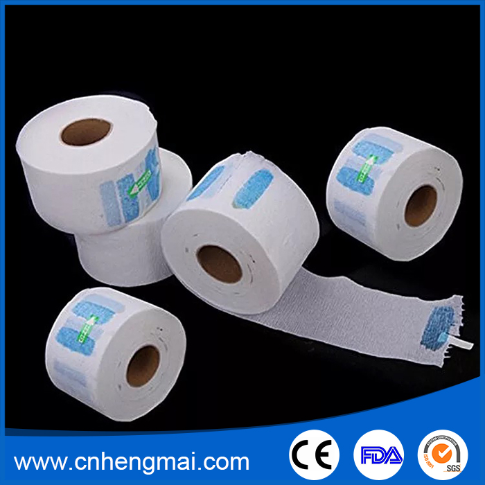 Wholesale Waterproof Neck Strip For Barber Neck Ruffles Paper With Cheap Price