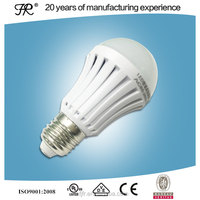 9W rechargeable LED emergency light /bulb with ROHS certification