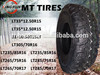 chinese tire brands KINGRUN airless tires for sale mud tire lt285/75r16