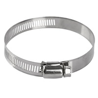 The Latest American Type 304 Stainless Steel Adjustable Hose Clamp