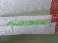Perfect product color printed pp woven bag for rice packing 25kg/50kg