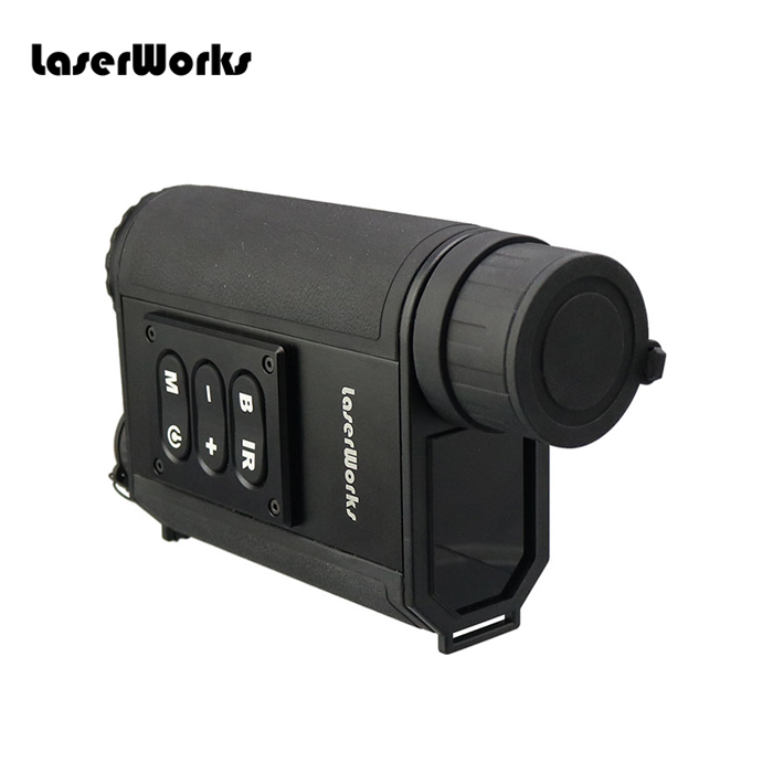 Hot Sale Portable Hunting Rangefinders Monocular Telescope Digital Infrared Night Vision