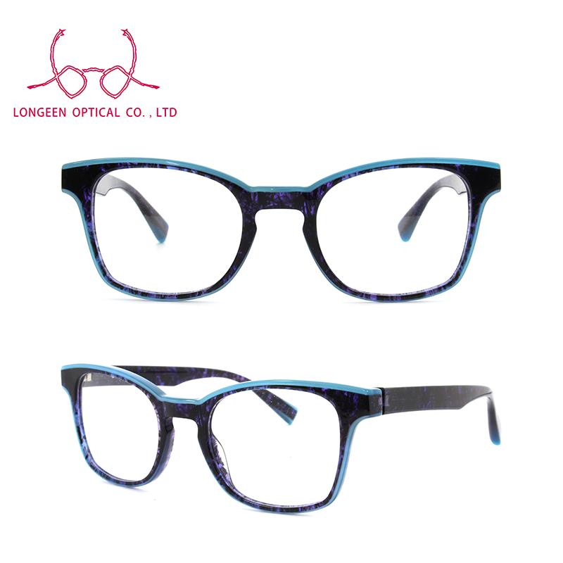 G4064 Thin Glasses Eyewear Frame New Model Specs Frames For Girls ...