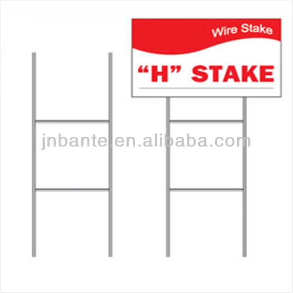 Standard 10x30 Step Stakes For Coroplast Yard Signs - Buy Standard ...