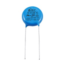 (High) 저 (quality y1 safety capacitor ceramic capacitor 472 M 400 V 대 한 <span class=keywords><strong>EMI</strong></span> 허니 콤 억제 필터링