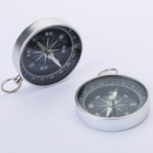 Metal compass outdoor compass aluminum alloy compass