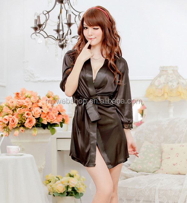 hot sexy transparent nighties babydoll top quality adult sexy sleepwear