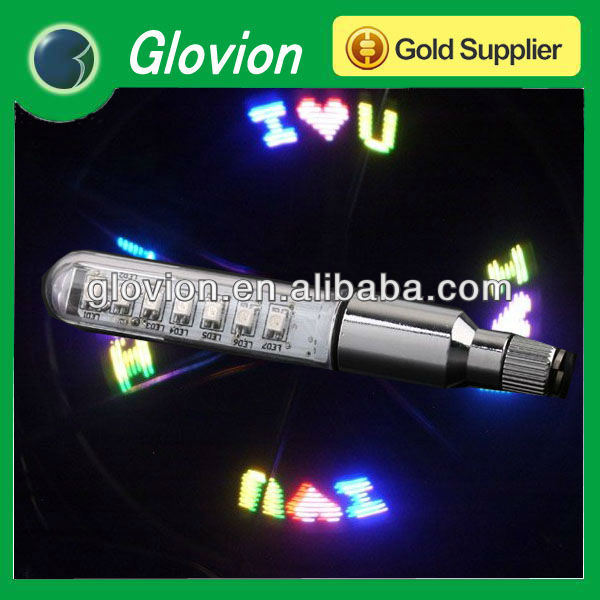 Hot sale luminescent bicycle light decorative bicycle light Radiant glowing flashing starry led bike bicycle light