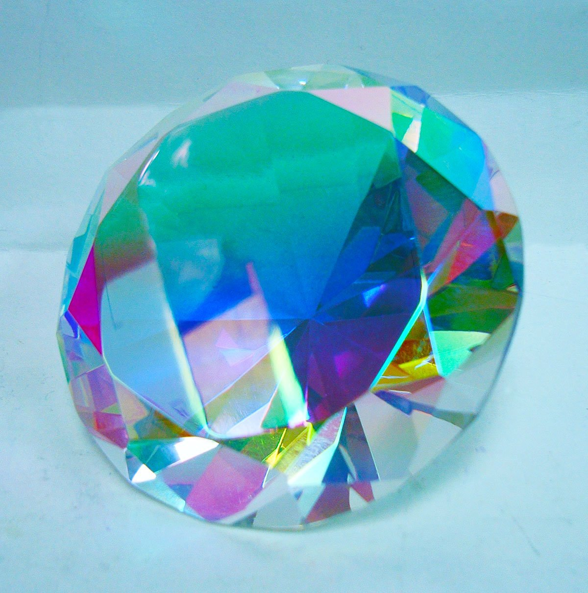 on diamond a glass photos isolated image stock light of studio white clear refraction photo photography