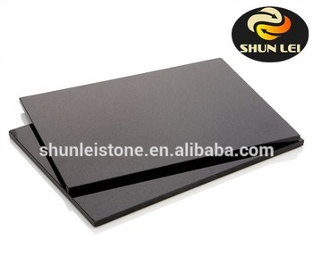 Solid Granite Placemats And Coasters Set For Dining Table