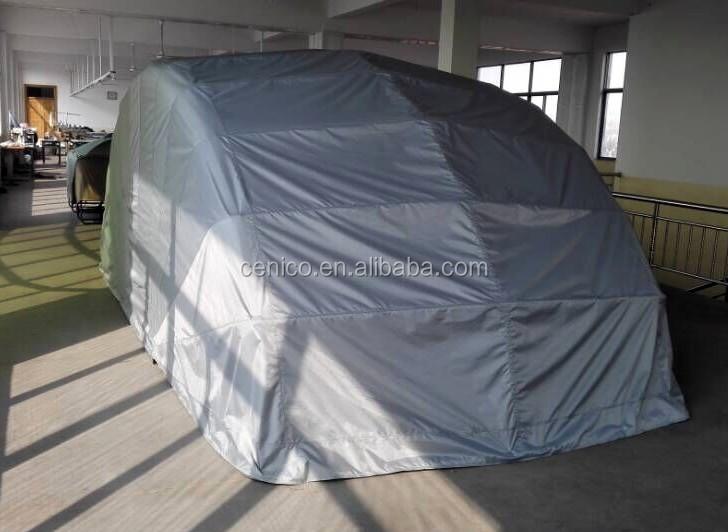 Folding Portable Car Shelter : Faltender auto shelter tragbare garage klapprad