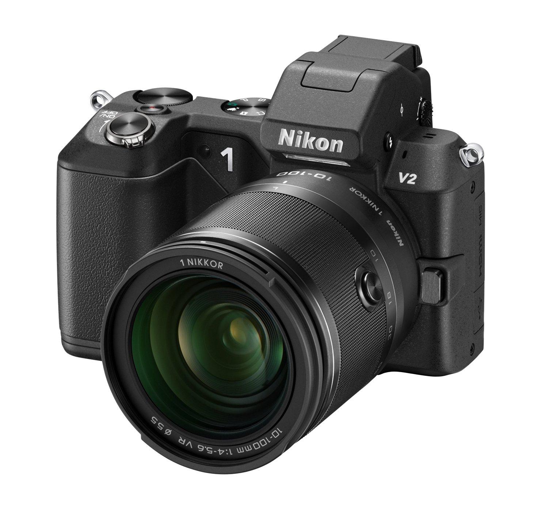 Buy Nikon Mirrorless Single Lens 10x Zoom Kit 1 Nikkor Vr V2 J5 Double 10 30mm 30 110mm Black Compact