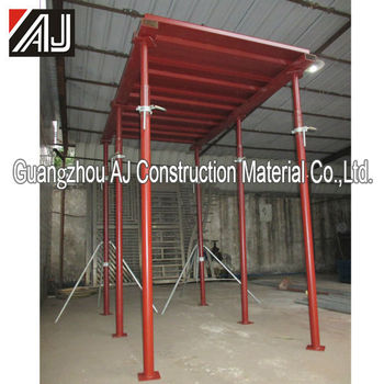China steel concrete shutters for construction