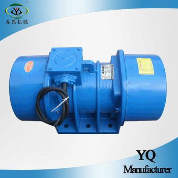 Electric Vibration Table Concrete Vibrator Motor For