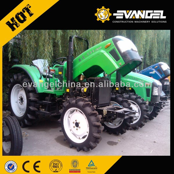 Chinese Agricultural equipment 40HP Lutong Wheeled small Farm Tractor LT400 2WD