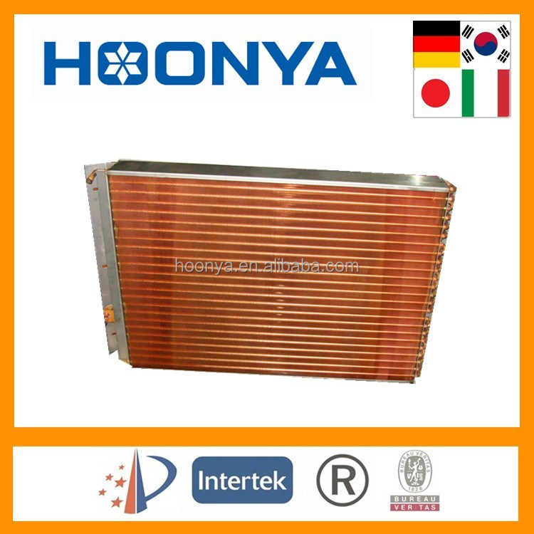 Heat exchanger/Condenser/Evaporator