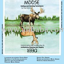 Moose Calling And Hunting Techniques CD