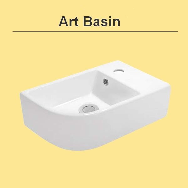 903 porcelain cheap artificial trough sinks bathroom