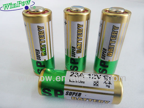battery brands WINPOWA+ 23a from manufacturer