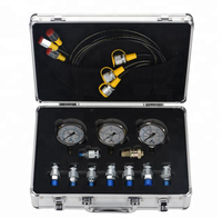 High Quality Hydraulic Pressure Test Gauge Kits for Construction machine Measuring