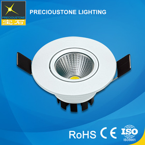 Hot Sale Lowest Price 3W Cob Decorative Led Spotlight
