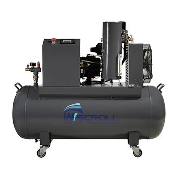 2.2KW-15KW Silent Scroll Air Compressor