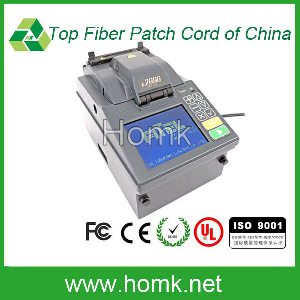 fitel splicing machine