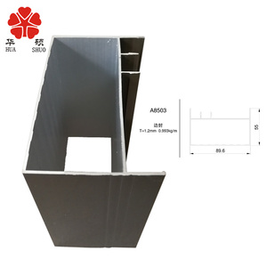 industrial extrusion aluminum made in China