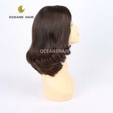 Factory wholesale indian human hair integration wigs for black women