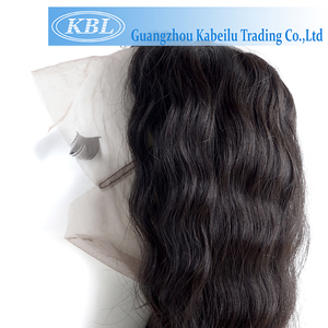 Wholesale price brazilian hair middle parting wigd
