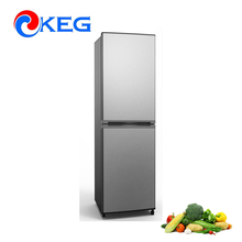 174L High Quality Frost Free Home Refrigerator Heladeras with Hybrid Cooling System
