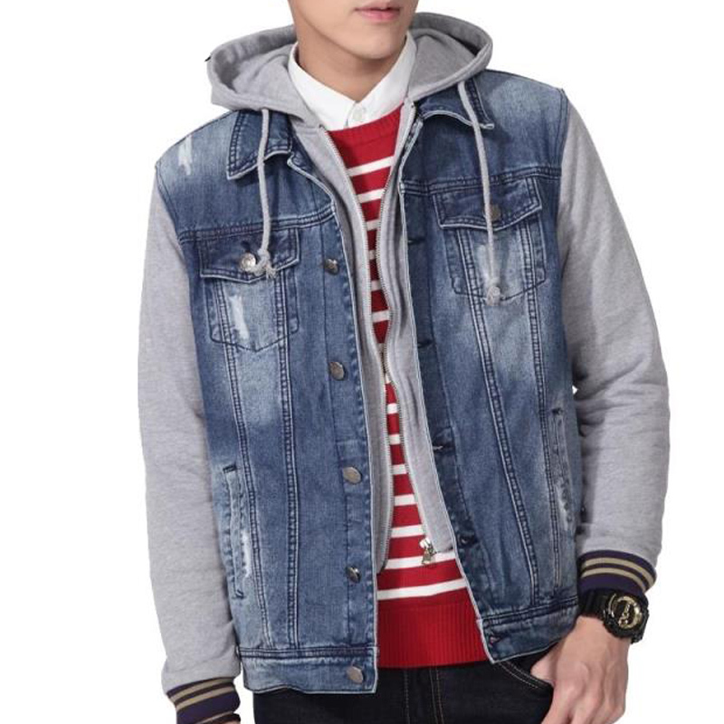 Find men hooded denim jacket at ShopStyle. Shop the latest collection of men hooded denim jacket from the most popular stores - all in one place.