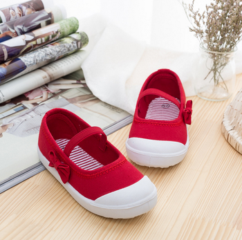 2017 shoes kids girls canvas shoes wholesale
