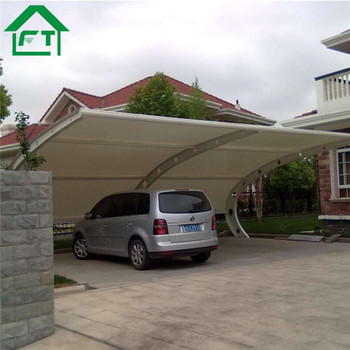 Tensile Membrane Structure Car Parking Cover Canopy Buy Car