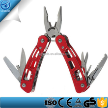stainless steel portable multifunctional long nose folding pliers