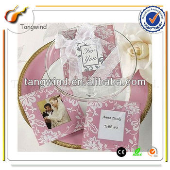 Wedding Favors Coaster.Twc1218 European Style Wedding Favors Glass Coaster Buy Wedding Favors Coaster Wedding Favors Glass Coaster Glass Coasters Product On Alibaba Com