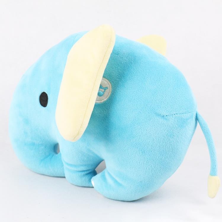 Customized plush elephant, soft plush toys, lovely plush stuffed toy