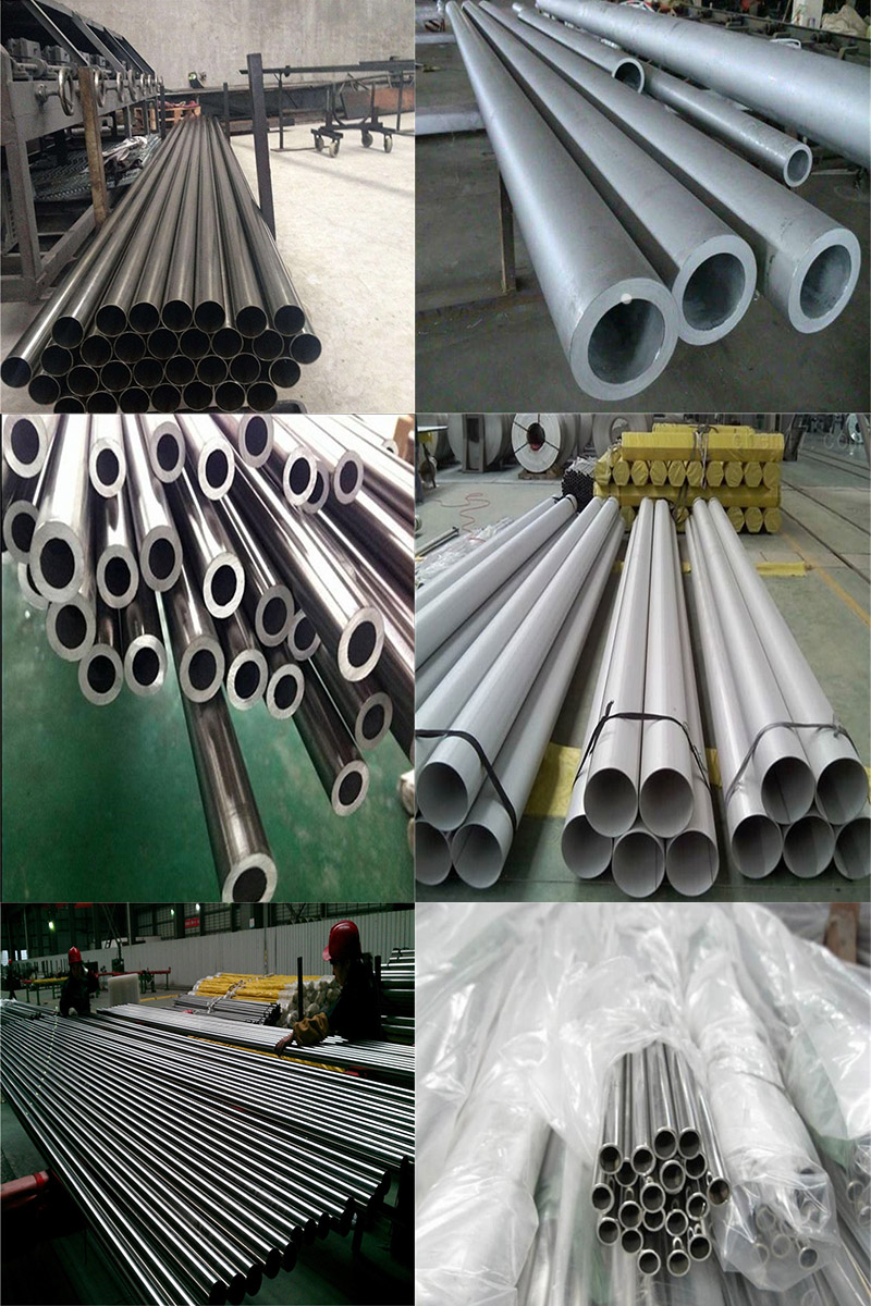 SUS410L Sanitary Welded Stainless Steel Pipe