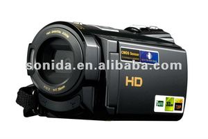 popular 720p 1080p digital video camera digital camcorder DV with 12 digital zoom on sales 502P