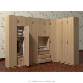 guangzhou modern high end e0 standard plywood bedroom l. Black Bedroom Furniture Sets. Home Design Ideas