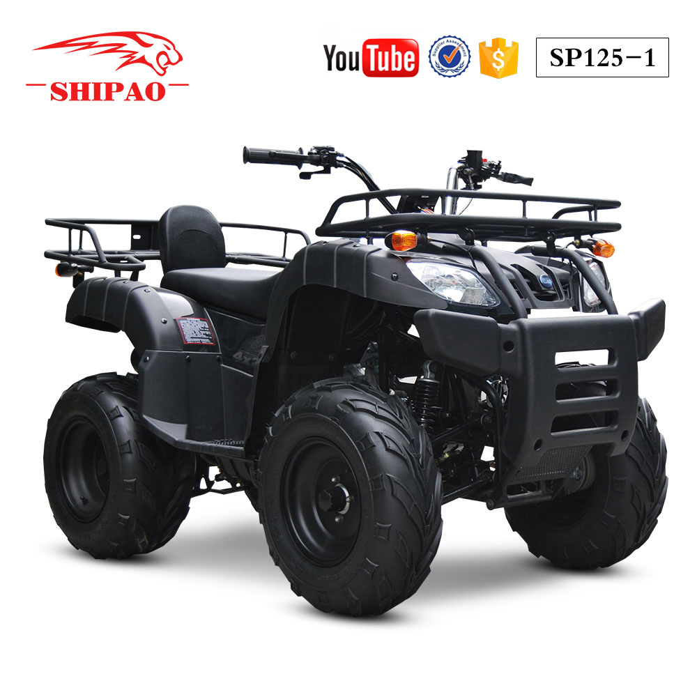 SP125-1 Shipao mobility scooter new tech engine fishing atv motorcycle
