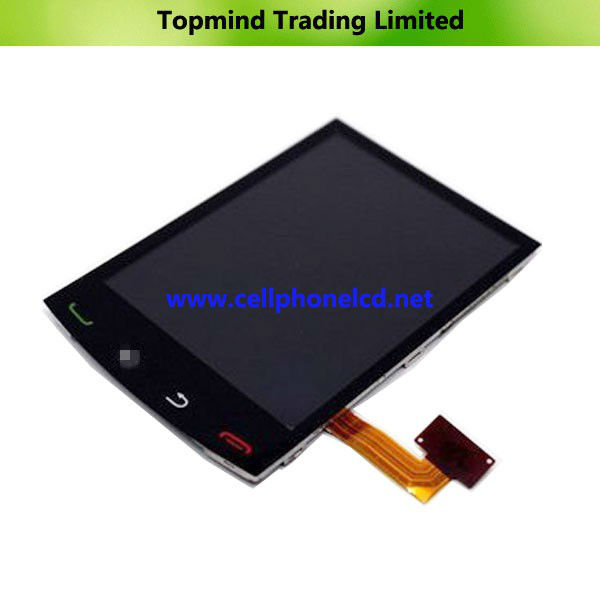 For Blackberry Storm2 9550 LCD Screen with Touch Digitizer