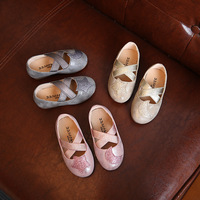 S66019A New Style Moon Star Shoes Infant Toddler Princess Ballet Shoes