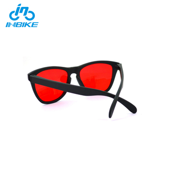 72fe0675ad1 INBIKE Cheap Small Order Polarizer TAC Lens Color Blind Cycling Sport Optical  Glasses