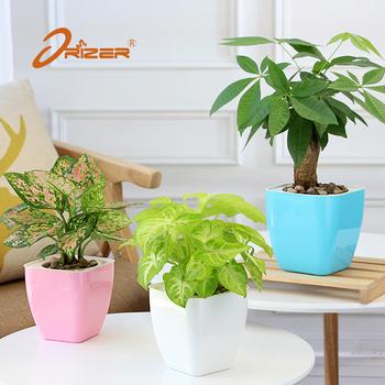 Malas Melingkar Penyerapan Diri Penyiraman Tanaman Hidroponik Pot Bunga Plastik Buy Dekorasi Pot Bunga Pot Bunga Hidroponik Malas Bunga Pot Product