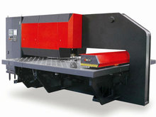 Sheet Metal CNC Turret Punch Machine/CNC metal perforating press