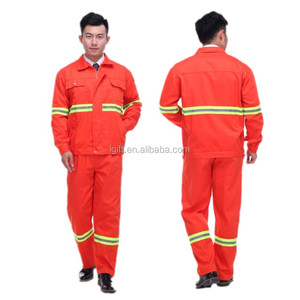 Men's Professional Safety Reflective Hi-Vis Workwear