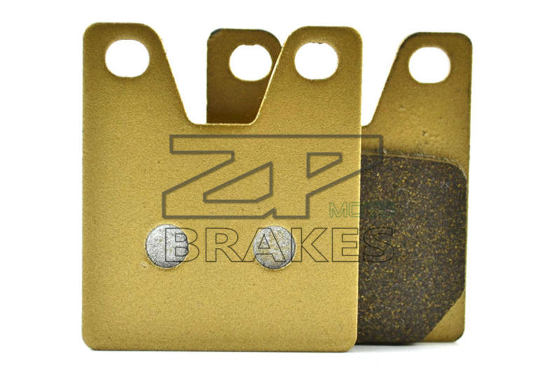 Motorcycle Organic Brake Pads For Rear YAMAHA YZF-R7 750 R7 OWO2 1999-2001 OEM New High Quality Free Shipping