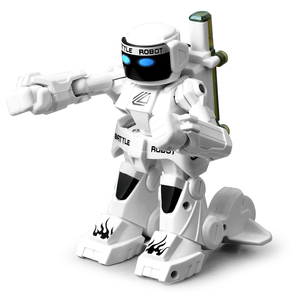 Intelligent Battle Boxing Robot 2.4G Remote Control Fighting Robot Toy