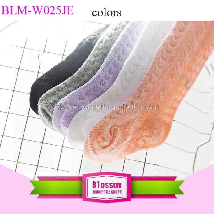 f548ce647a958 Children knitted thighs High leggings Girl cute dance mesh pantyhose Socks  tight tube long stockings japanese